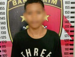 Bocah 14 Tahun 'Digutuin' di Kuburan