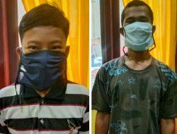 Kantongan Belanja Pelajar Dijambret; Pelaku dan Penadah Digelandang Polisi