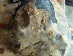 Diduga Batu Angkasa, Hantam Rumah Warga di Tapanuli Tengah