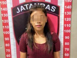 Gadaikan Handphone Pinjaman; Wanita Muda Ini Ditangkap Polisi