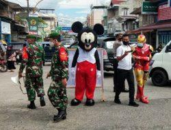Sibolga Berlakukan 'Wajib' Pakai Masker