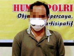 Polisi Sita Sabu 8,82 Gram dari Seorang Pria di Kampung Bakelok