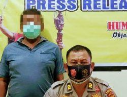 Jurtul KIM Ditangkap dari Warung di Hutanabolon