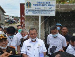 Pemko Sibolga Eksekusi Tangkahan Budi Jaya