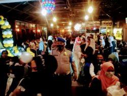 Polisi Bubarkan Pesta Ulang Tahun di Tapteng