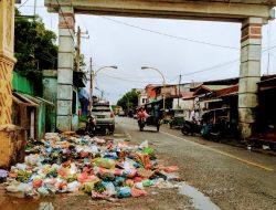 Keresahan Warga Sibolga, 3 Hari Sampah Tidak Diangkut; Mulai Mengeluarkan Bau Tak Sedap