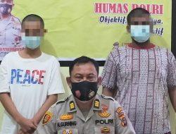 2 Tamu Hotel di Tapteng Ditangkap, Sabu-sabu Jadi Barang Bukti