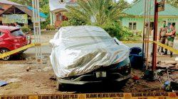 Seorang Terduga Pelaku Pembakaran Mobil Anggota DPRD Tapteng Berhasil Ditangkap