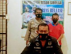 Pengedar Sabu Ditangkap dari Warung di Kampung Batak Parombunan