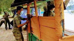 Satpol PP Bongkar 'Pondok Kitik-kitik' di Pantai Indah Kalangan; Ditemukan Banyak Alat Kontrasepsi Bekas