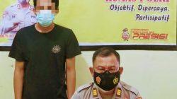 Pelaku Pembakaran Mobil Anggota DPRD Tapteng Ternyata Warga Pargadungan