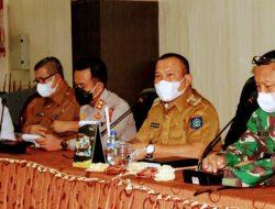 Sibolga Masuk Daftar PPKM Mikro Luar Jawa-Bali, Wali Kota Gelar Rapat Mendadak