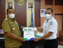 Jamaluddin Pohan; Pemko Sibolga mendukung penuh BPJS mewujudkan peningkatan kualitas pelayanan kesehatan bagi masyarakat
