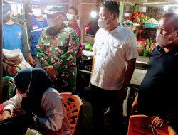 Wali Kota Sibolga Serahkan Bantuan Sembako Kepada Pedagang Terdampak PPKM Mikro; Gak boleh lagi makan ditempat