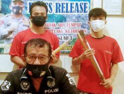 2 Pencuri Sarang Walet Ditangkap; Ternyata, Sudah 5 Kali Beraksi di Sibolga