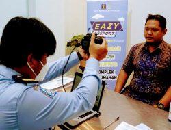 'Eazy Passport' Permudah Pegawai PLN UPK Labuhan Angin Urus Passport