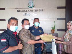 APHI Laporkan Oknum Kasek SMKN ke Kejaksaan Negeri Sibolga