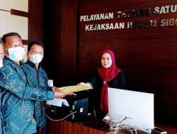 APHI Kembali Laporkan Oknum Kepala SMA di Kecamatan Manduamas ke Kejari Sibolga; Terkait Dugaan Penyelewengan Dana BOS TA.2020