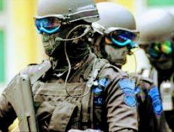 Densus 88 Tangkap 1 Orang Terduga Teroris dari Kota Padang Sidempuan