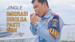 Rilis Jingle 'Imigrasi Sibolga Pasti WBK' | Bentuk Semangat Pegawai Raih Cita-cita