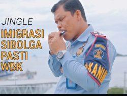 Rilis Jingle 'Imigrasi Sibolga Pasti WBK'   Bentuk Semangat Pegawai Raih Cita-cita