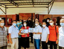 Bantuan Rp1 Milyar dari Bupati Tapteng untuk Pembangunan HKBP Distrik XXXIII Barus Raya