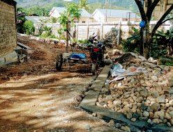 Proyek Tanpa Plank di Kawasan Pelabuhan Perikanan Nusantara Sibolga