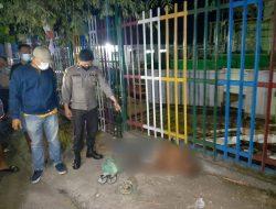 Mayat Tanpa Identitas di Sibolga; Ditemukan Telentang Diatas Trotoar